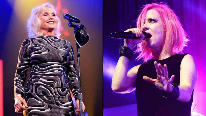 Blondie, Garbage Announce Rage and Rapture Tour
