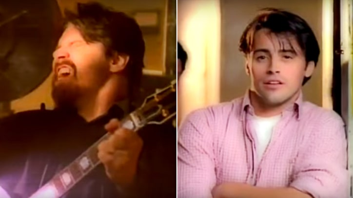 Flashback: Bob Seger and Matt LeBlanc Try Out Their 'Night Moves'