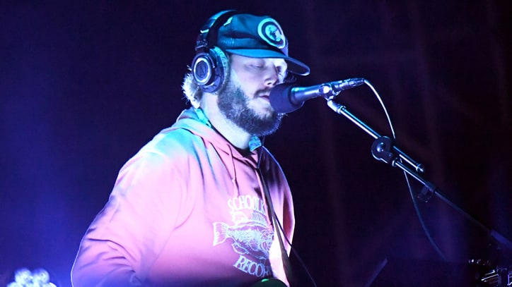 Watch Bon Iver's Epic '22, a Million' Concert in Brooklyn
