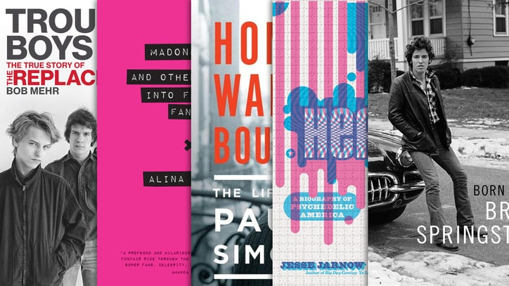 10 Best Music Books of 2016