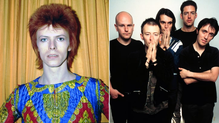 David Bowie, Radiohead and More Nominated for Mercury Prize