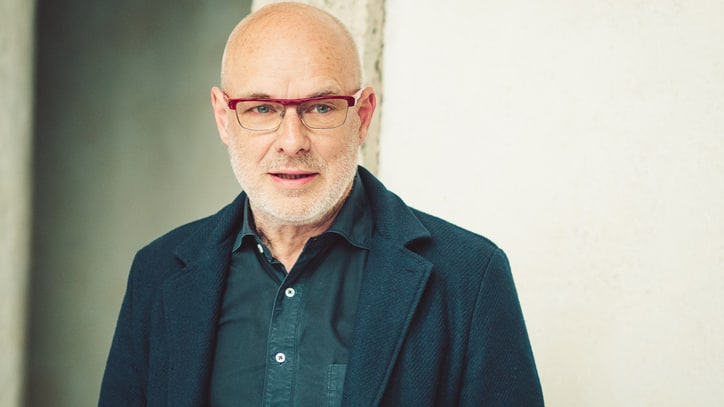 Read Brian Eno's Sobering 2016 Recap, 2017 Call to Action