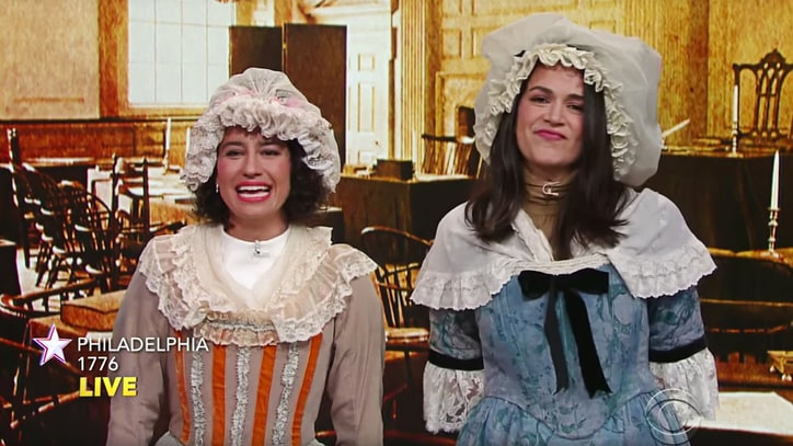 Watch 'Broad City' Give Colonial Perspective on Clinton's Nomination