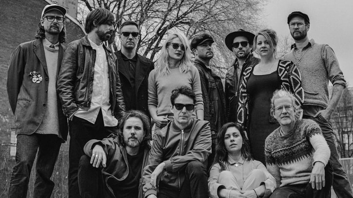 Broken Social Scene Detail First LP in Seven Years, 'Hug of Thunder'