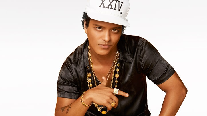 Review: Bruno Mars' '24k Magic' Is a Lush Nineties Throwback