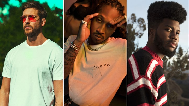 Hear Calvin Harris, Future, Khalid's Smooth New Song 'Rollin'