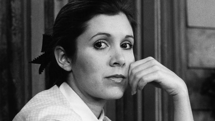 How Carrie Fisher Championed Mental Health