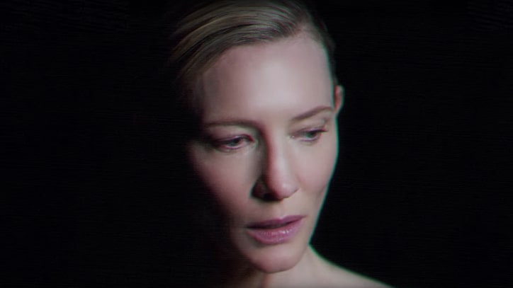 Watch Cate Blanchett's Warped Face in New Massive Attack Video