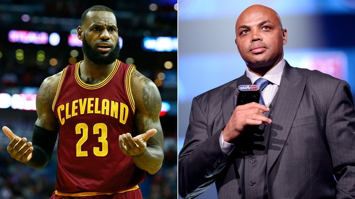 LeBron James, Charles Barkley War of Words Reaches Boiling Point