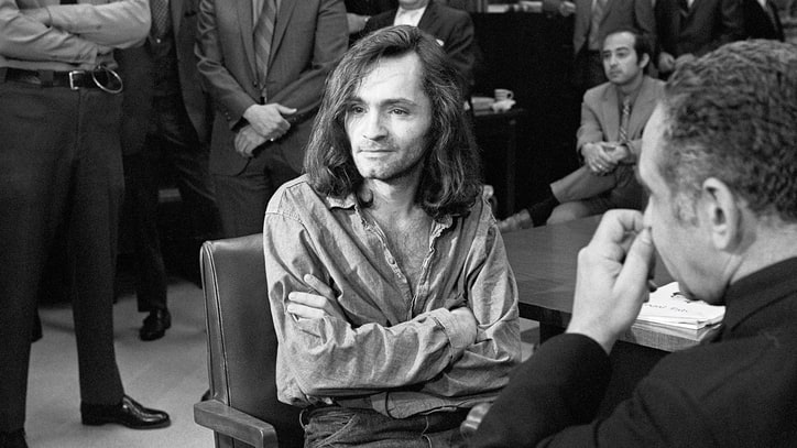 Watch Mike Love Recall Disturbing Brush With Charles Manson