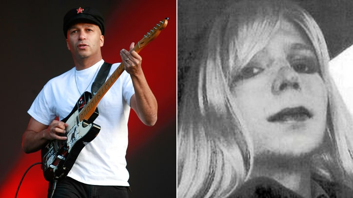 Tom Morello, Thurston Moore Contribute to Chelsea Manning Benefit Compilation
