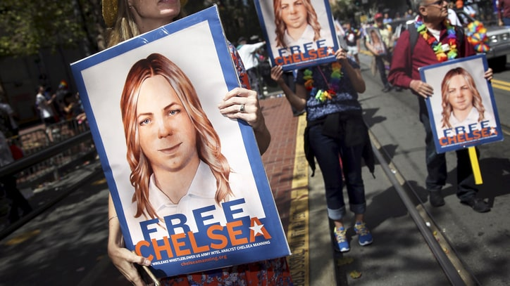 Chelsea Manning: The Latest Way U.S. Military Is Violating Her Rights