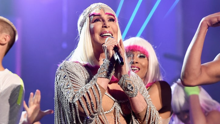 Cher Announces Broadway Musical Based on Her Life
