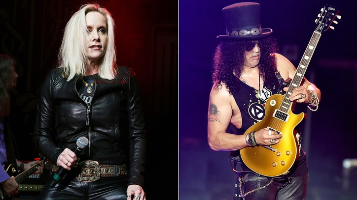 Ex-Runaways Singer Cherie Currie Teases New LP With Slash, Billy Corgan