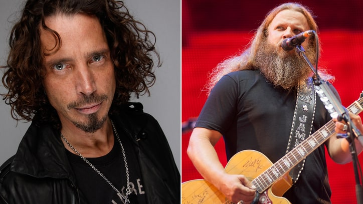 Chris Cornell, Jamey Johnson Set for New Johnny Cash Album