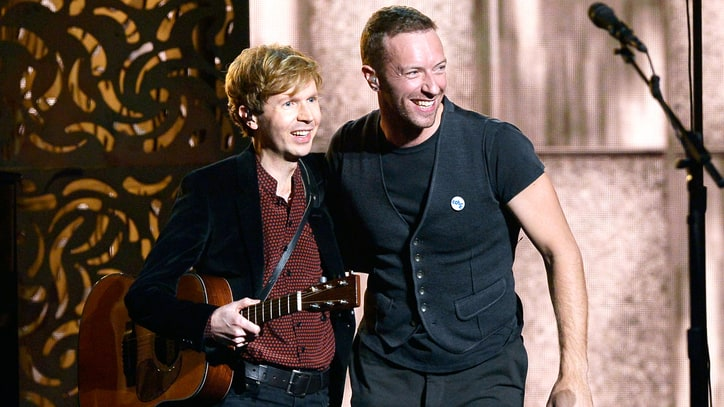 See Chris Martin, Beck Cover Springsteen, Pink Floyd at Charity Gig