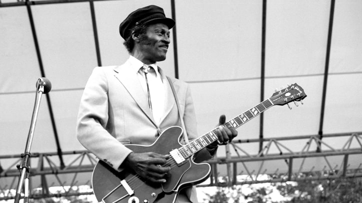 Hear Chuck Berry Rework Classic for 'Lady B. Goode'