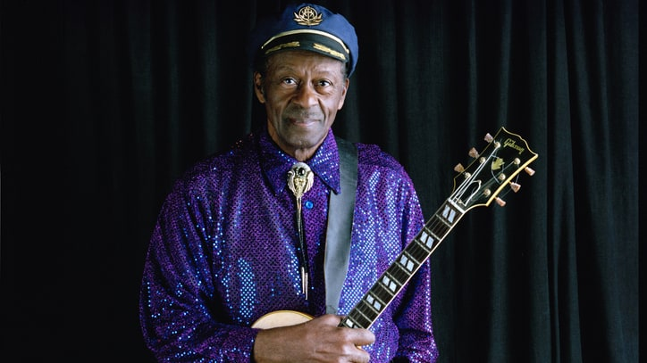 Chuck Berry at Home in 2001: Rock Icon Talks Racism, Royalties and More