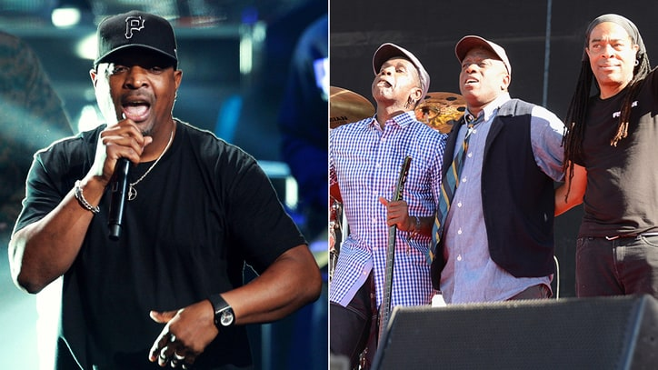 Hear Chuck D, Black Thought, More on Living Colour's Biggie Cover