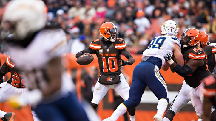 How Cleveland Browns Wrapped Up City's Great, Heartbreaking 2016
