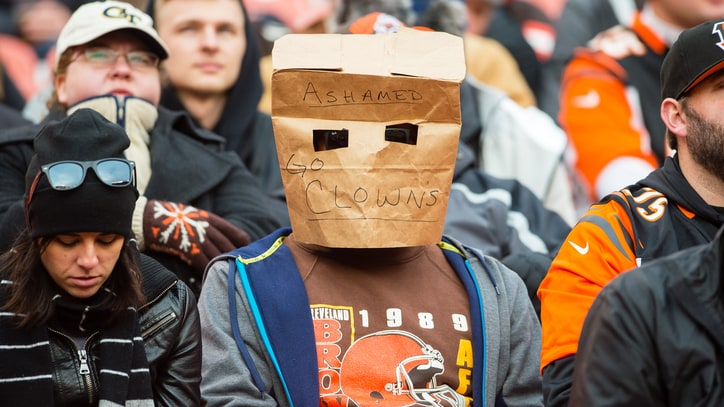 How Bad, Exactly, Are the Cleveland Browns?