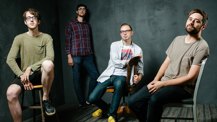 Hear Cloud Nothings' Anthemic New Song 'Internal World'