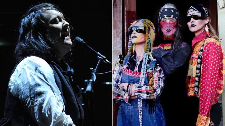 Hear Anohni, CocoRosie's Lucid Anti-Trump Song 'Smoke 'Em Out'