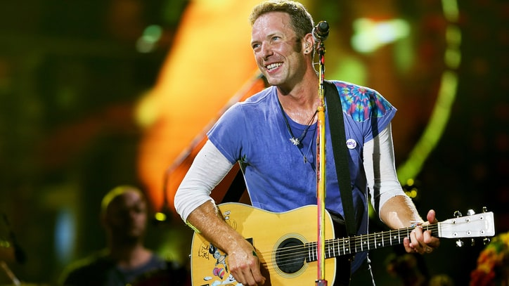 Watch Chris Martin Cover Bruce Springsteen's 'Streets of Philadelphia' Live