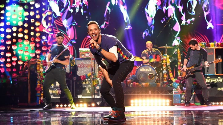 Coldplay Announce New 'Kaleidoscope' EP