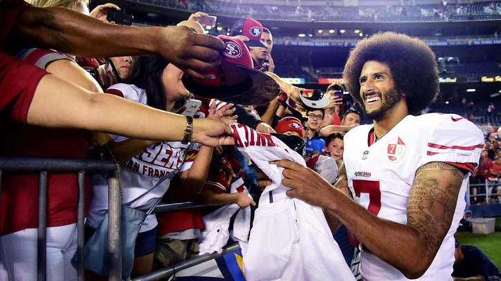 Colin Kaepernick to Start for San Francisco 49ers