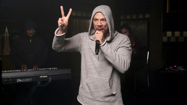 Watch Common's Smoldering 'Black America Again' on 'Fallon'