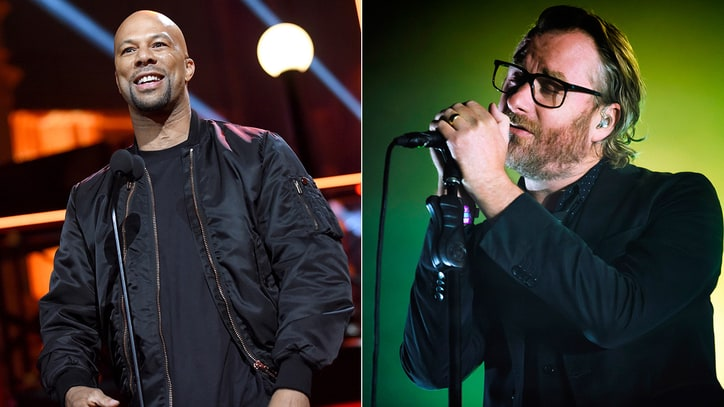 Common, the National Announce Huge Planned Parenthood Benefit Concert