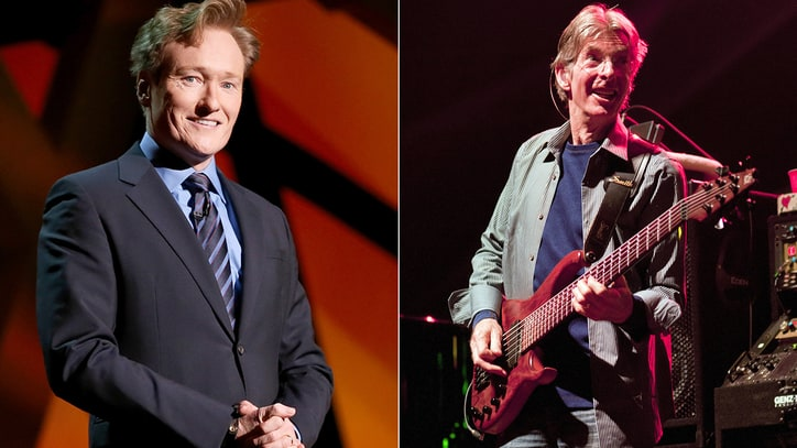 Conan O'Brien, Phil Lesh, Pearl Jam Lead New Voting Campaign