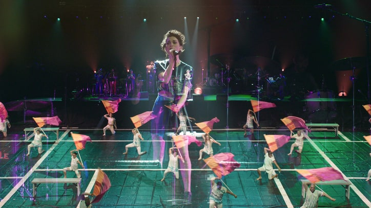 'Contemporary Color' Review: It's the 'Stop Making Sense' of Color Guard Rock Docs