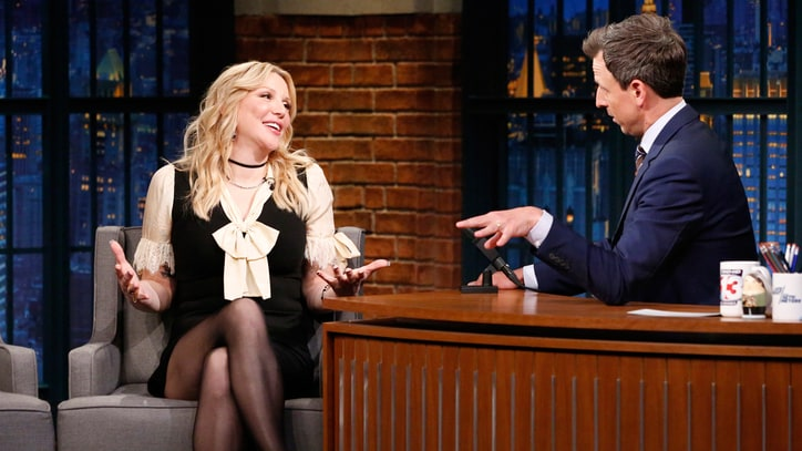 Courtney Love Fired Memoir Ghostwriter for Being 'Too Tell-All'