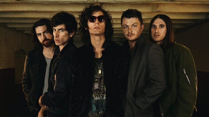 Review: Strokes Guitarist Nick Valensi a Strong Frontman on CRX's Debut