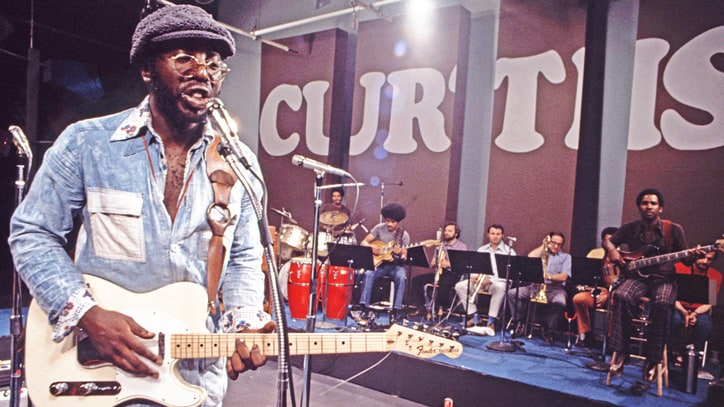 Read Excerpt From Curtis Mayfield Bio Detailing Tragic Accident