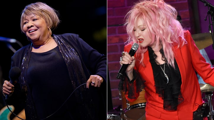 Mavis Staples, Cyndi Lauper Top God's Love We Deliver Benefit Concert
