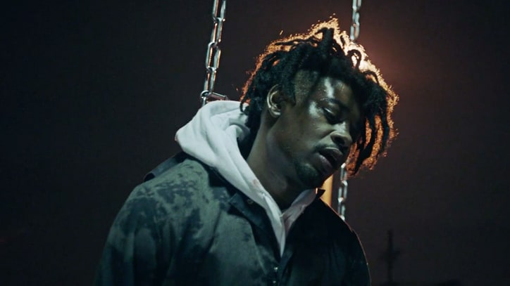 Watch Danny Brown's Disturbing 'Pneumonia' Video