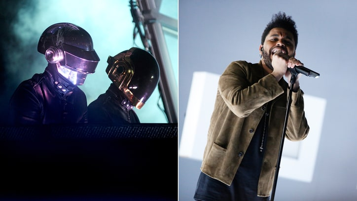 Daft Punk, the Weeknd, Dave Grohl Announce 2017 Grammy Performances