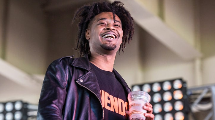 Hear Danny Brown's Eccentric New Song 'Kool-Aid'