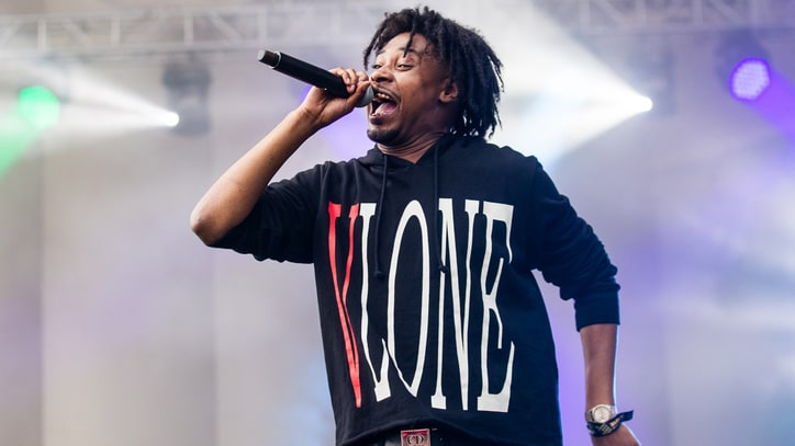 Hear Danny Brown's Sinister New Song 'Pneumonia'