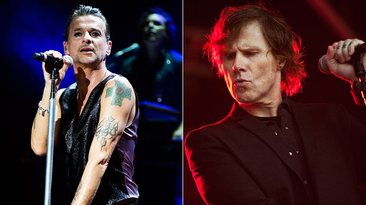 Hear Dave Gahan, Mark Lanegan's Take on David Bowie's 'Cat People'