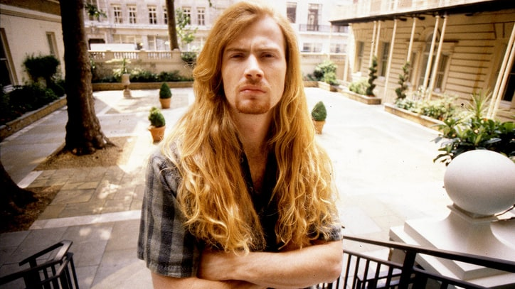 Megadeth's Dave Mustaine: My Life in 15 Songs