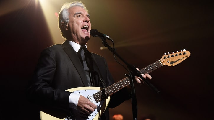 Watch David Byrne Lead Whitney Houston Karaoke at Variety Show