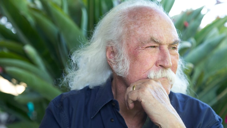 Review: David Crosby's 'Lighthouse' Is His Finest Since the Seventies
