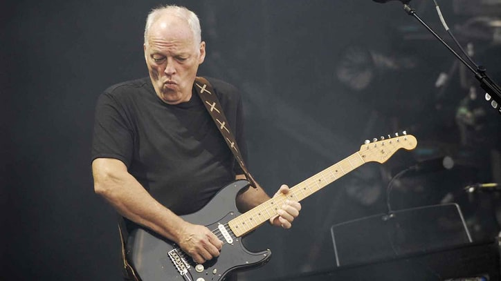 Flashback: Pink Floyd Honor Syd Barrett at Final Concert