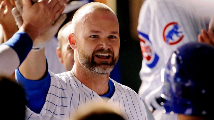 Why David Ross Is Heart and Soul of Chicago Cubs