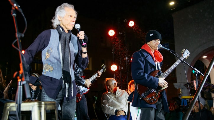 See the Doors Celebrate 50th Anniversary at 'Day of the Doors' Ceremony