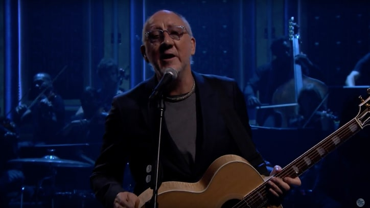Watch Pete Townshend, the Roots Perform the Who's 'Love Reign O'er Me'